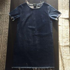 Forever 21 Denim Dress, like new